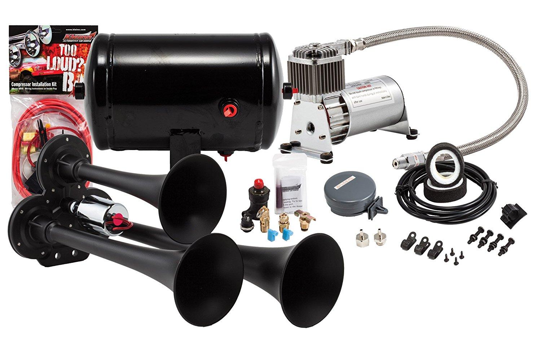 KleinnHK3 1 best train horn kits under $300 best train horns unbiased reviews