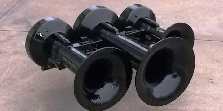 Train Horns for Big Rigs