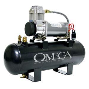 Omega Train Horns